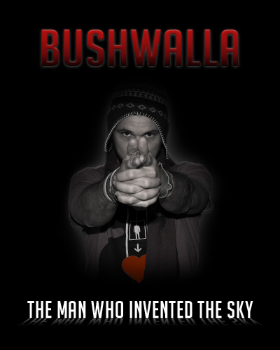 Bushwalla - The Man Who Invented The Sky